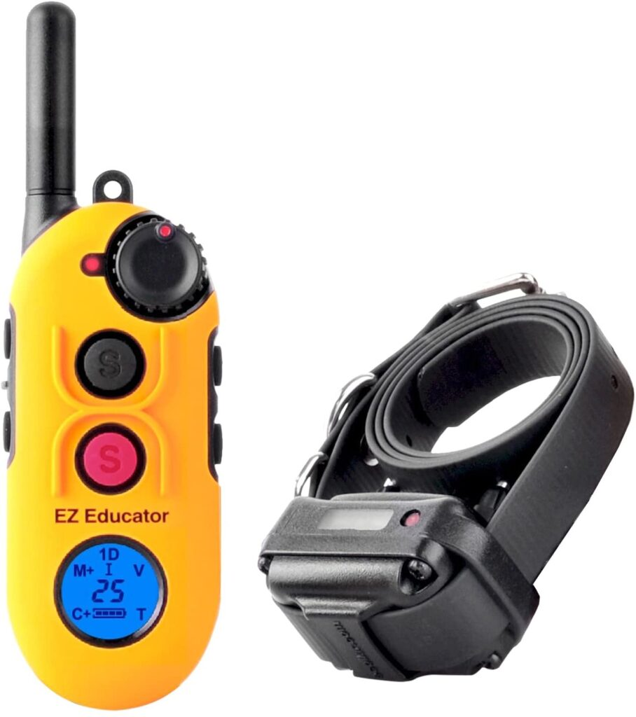 Easy Educator Dog Training System with remote
